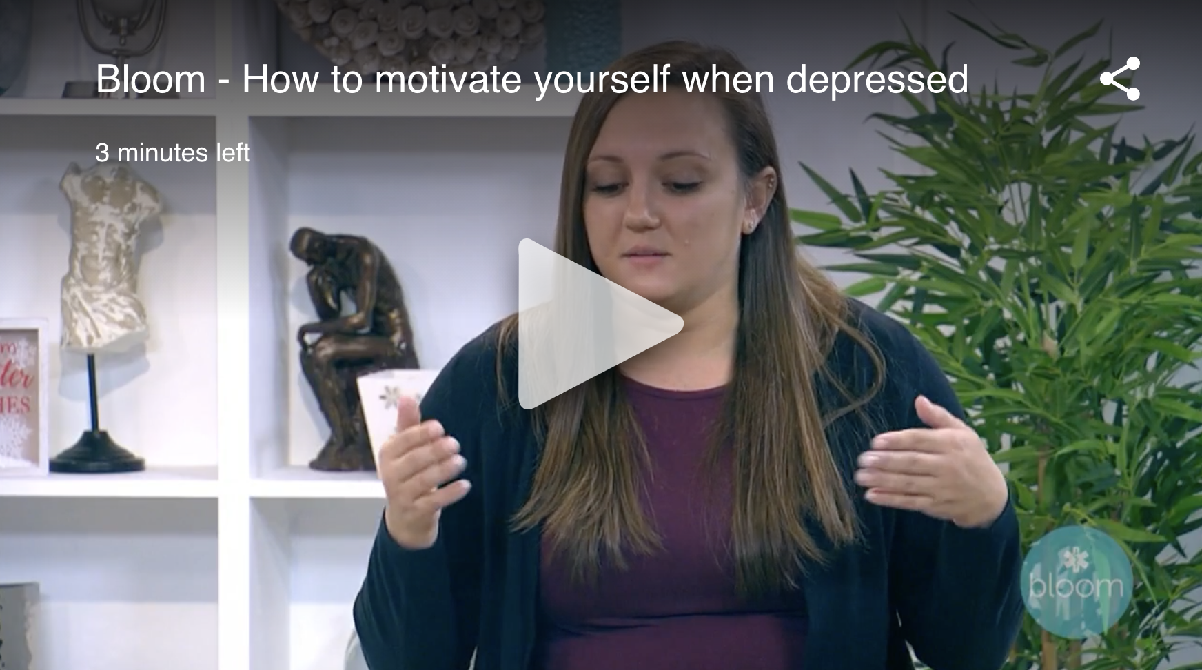 how to motivate while depressed