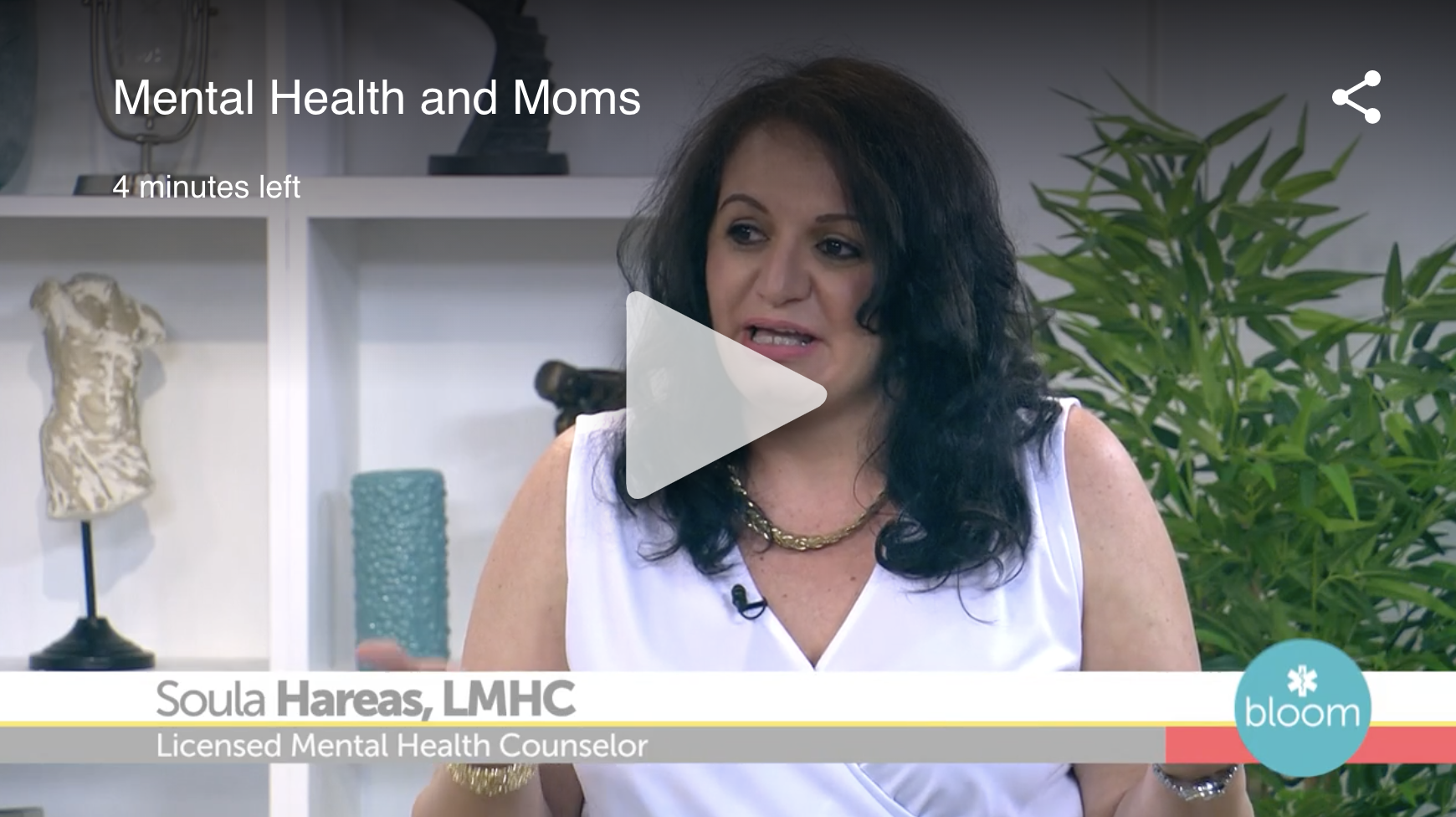 mental health and moms